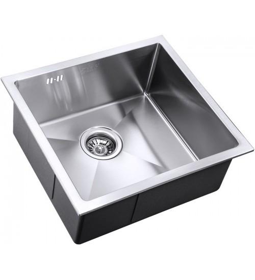 Кухонная мойка Zorg RX 4844 Матовая сталь