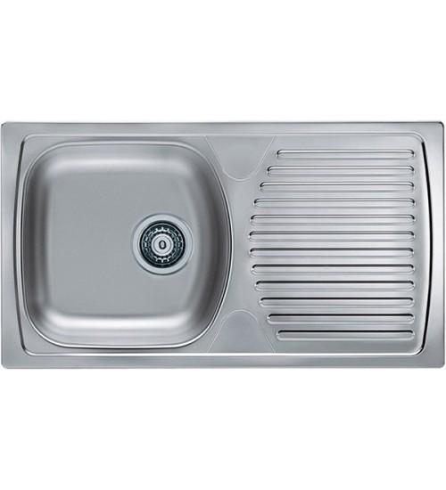 Кухонная мойка Alveus Basic 170 Нержавеющая сталь декор 1136540