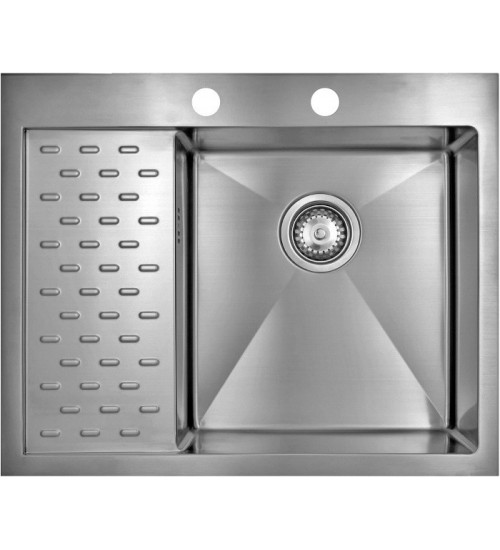 Кухонная мойка Seaman Eco Marino SMB-6351PRS, вентиль-автомат