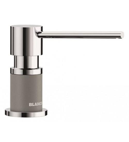 Дозатор для мыла Blanco Lato Алюметаллик