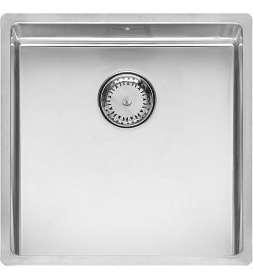 Кухонная мойка Reginox New York 40x40 L Lux Матовая нержавеющая сталь