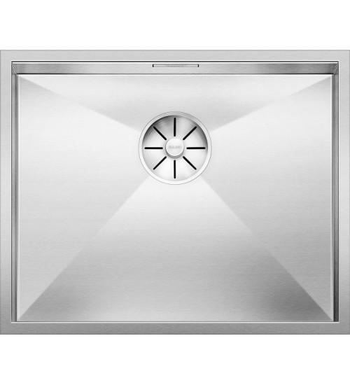 Кухонная мойка Blanco Zerox 500-U Сталь с зеркальной полировкой