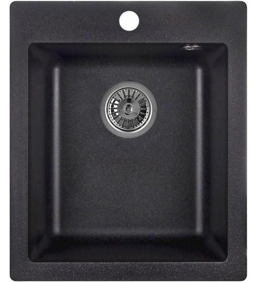 Кухонная мойка Granula GR-4201 Черный