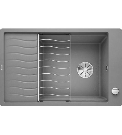 Кухонная мойка Blanco Elon XL 6 S-F Алюметаллик