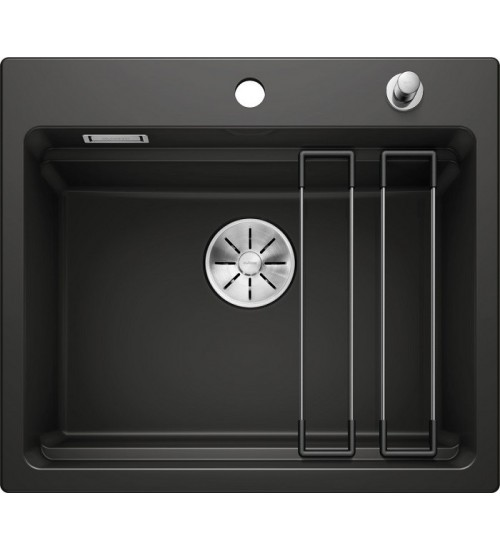 Кухонная мойка Blanco Etagon 6 Черный (керамика)