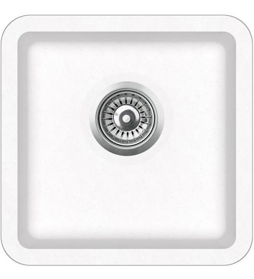 Кухонная мойка Aquasanita Arca SQA 100 Alba