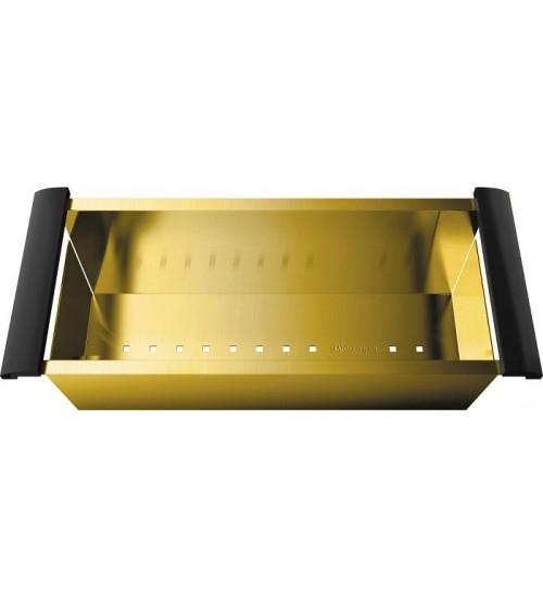 Коландер для мойки Omoikiri CO-02-LG Светлое золото