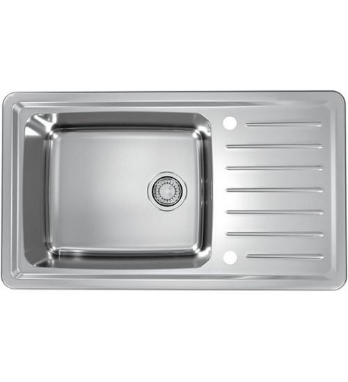 Кухонная мойка Alveus Galeo 30 Нержавеющая сталь 1128554