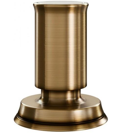 Ручка управления клапаном-автоматом Blanco Livia Полированная латунь