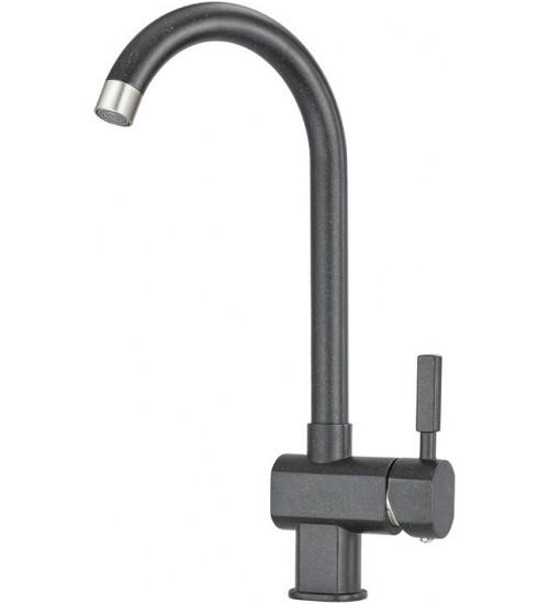 Кухонный смеситель Granula Standart ST-31 Черный