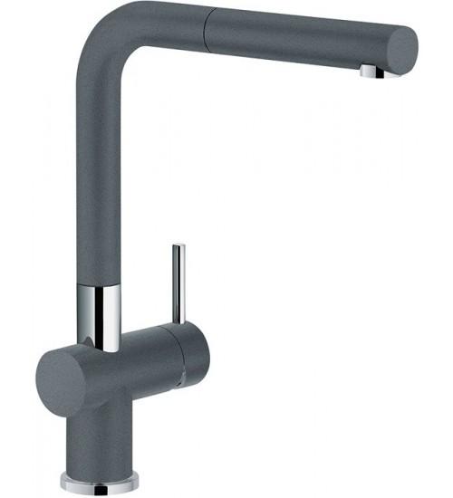Кухонный смеситель Franke Active Plus Графит (Выдвижной душ)