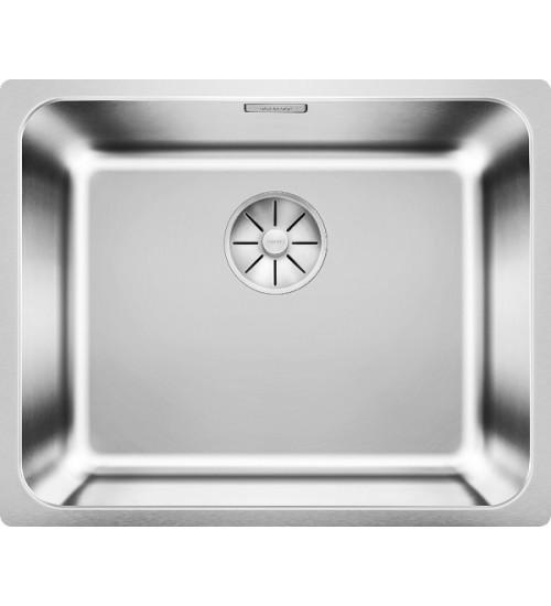 Кухонная мойка Blanco Solis 500-U Нержавеющая сталь полированная