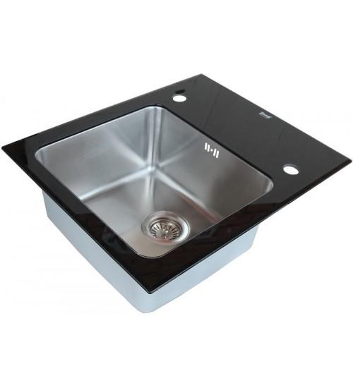 Кухонная мойка Zorg GL 5061 Black