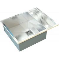 Кухонная мойка Zorg X 6250 Матовая сталь