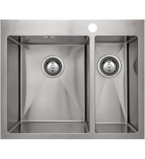 Кухонная мойка Seaman Eco Marino SMB-6151DRS