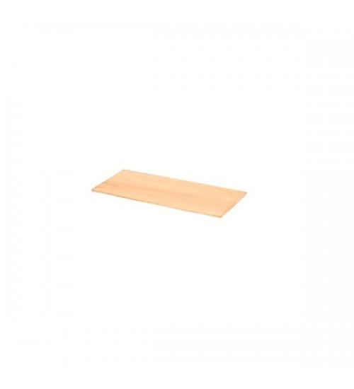 Декоративная накладка для полок, малая Kessebohmer 00 8928 0358, 235х106, 5х4 мм, дуб