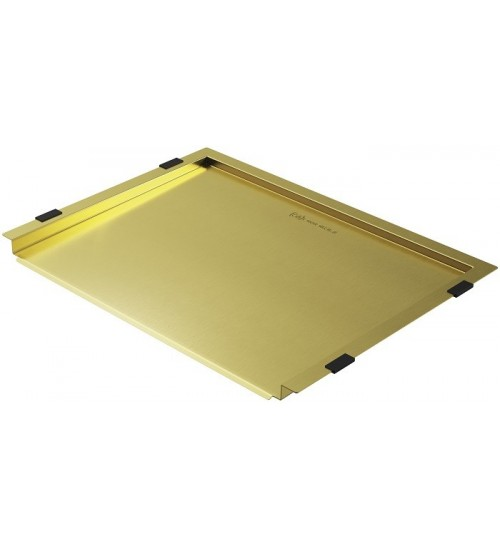 Съемное крыло для моек Omoikiri RE-01-LG Светлое золото