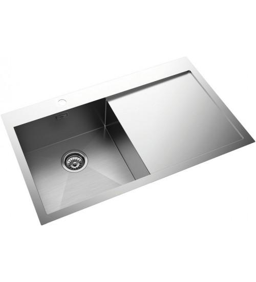 Кухонная мойка Oulin OL-FTL101R Нержавеющая сталь