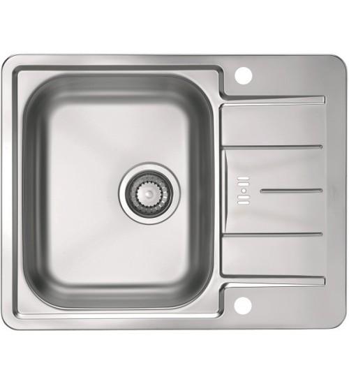 Кухонная мойка Alveus Line Maxim 60 FS Нержавеющая сталь 1085959