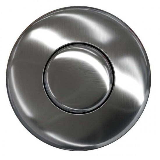 Пневматическая кнопка для измельчителя Omoikiri SW-01 IN-Нержавеющая сталь