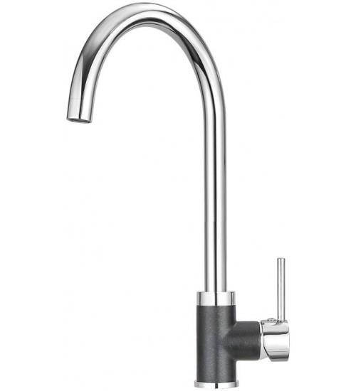 Кухонный смеситель Granula GR-3125 Шварц
