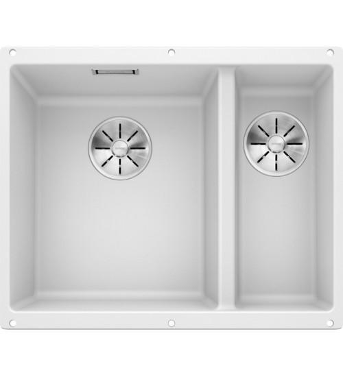 Кухонная мойка Blanco Subline 340/160-U L Белый