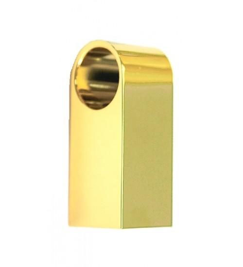 Держатель для труб модерн Lemi 35306 золото