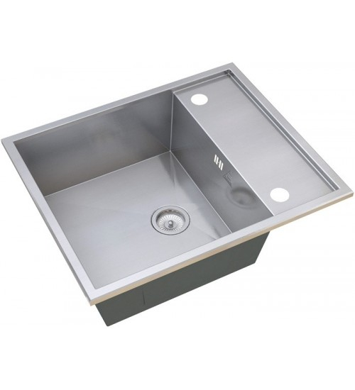 Кухонная мойка Zorg SH X 6050 Diva Матовая сталь