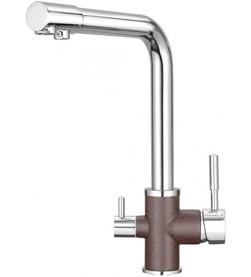 Кухонный смеситель Granula GR-3015 Эспрессо