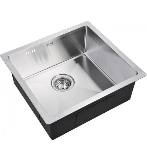 Кухонная мойка Zorg R 4844 Матовая сталь