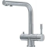 Кухонный смеситель Franke Atlas Clear Water Нержавеющая сталь