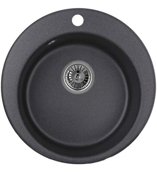 Кухонная мойка Granula GR-4801 Черный