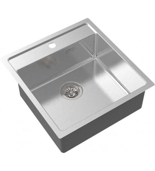Кухонная мойка Oulin OL-FUR114 Нержавеющая сталь