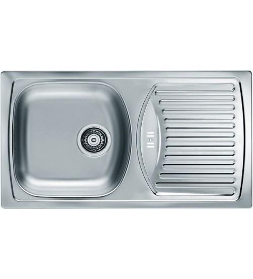 Кухонная мойка Alveus Basic 150 Нержавеющая сталь декор 1138029