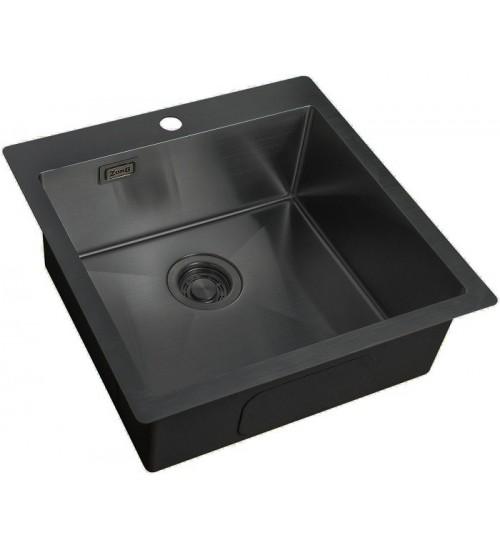 Кухонная мойка Zorg ZL R 510510 Grafit
