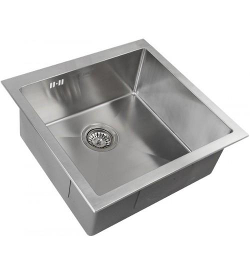 Кухонная мойка Zorg RX 4444 Матовая сталь