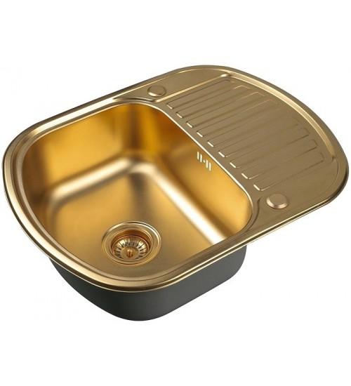 Кухонная мойка Zorg SZR 6249 Bronze
