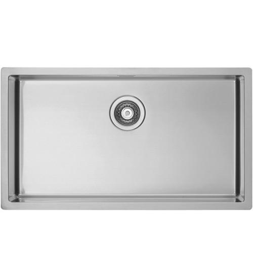Кухонная мойка Alveus Quadrix 60 Нержавеющая сталь 1092477