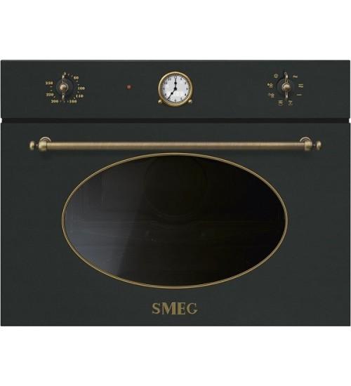 Встраиваемая микроволновая печь Smeg SF4800MAO