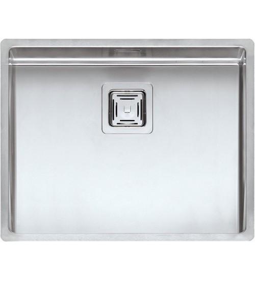 Кухонная мойка Reginox Texas 50x40 L Lux Матовая нержавеющая сталь