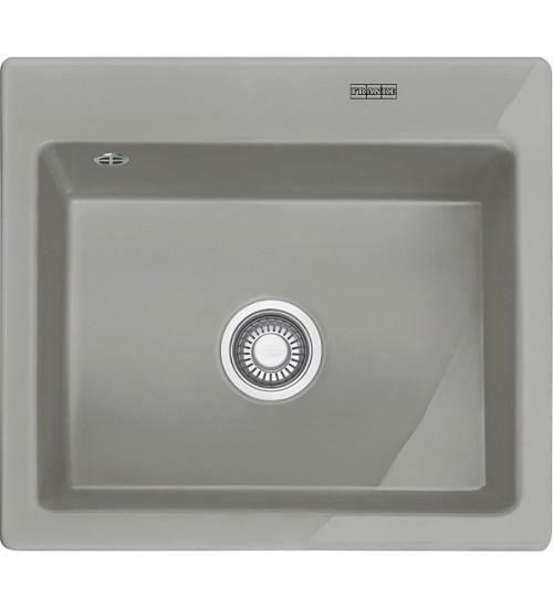 Кухонная мойка Franke Mythos MTK 610-58 Жемчужный серый