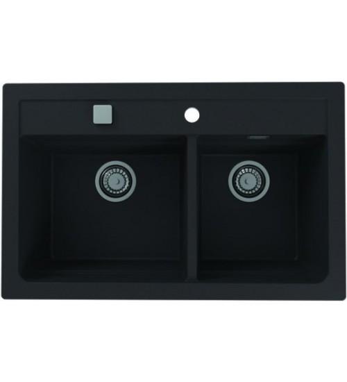 Кухонная мойка Alveus Atrox Granital 50 Carbon 1132002