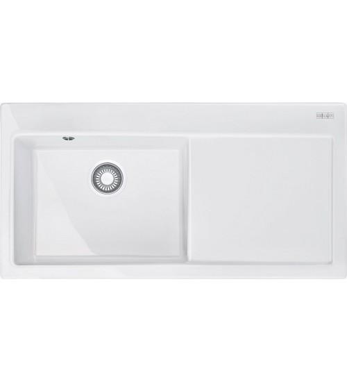 Кухонная мойка Franke Mythos MTK 611-100 L Белый
