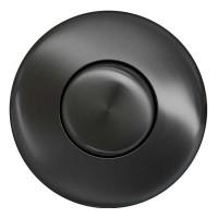 Пневматическая кнопка для измельчителя Omoikiri SW-01 GM-Вороненая сталь