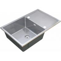 Кухонная мойка Zorg SH R 7850 Onix Матовая сталь