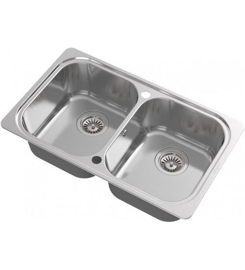 Кухонная мойка Oulin OL-8905 Нержавеющая сталь