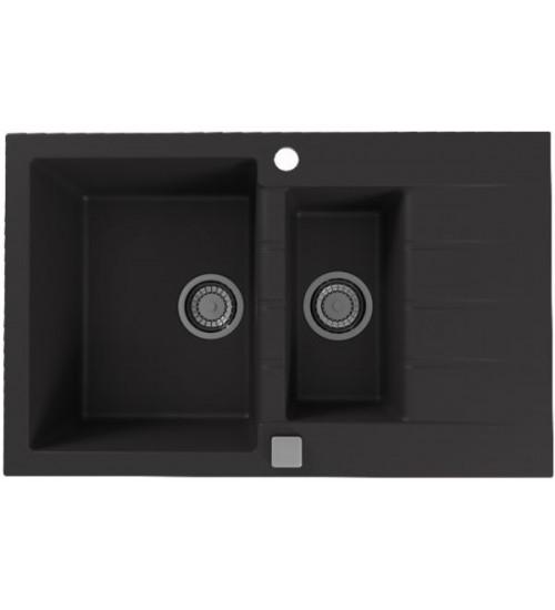 Кухонная мойка Alveus Cadit Granital 70 Carbon 1131361