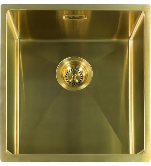 Кухонная мойка Reginox Miami 40х40 L Gold