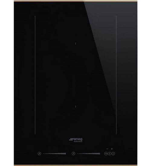 Встраиваемая индукционная панель Smeg SIM631WLDR