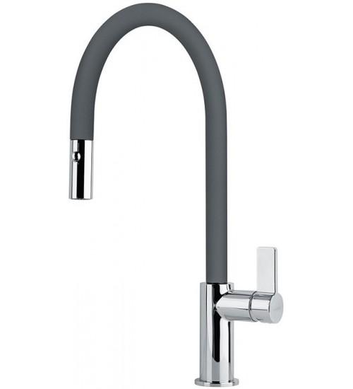 Кухонный смеситель Franke Ambient pull-out Графит (Выдвижной душ)